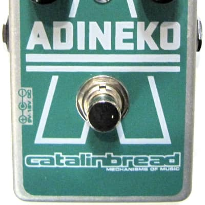 Catalinbread Adineko Oil Can Delay Guitar Effects Pedal!