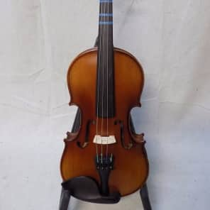 Refurbished Grand 1/2 Size Student Violin Outfit w/ Perfection Pegs for sale