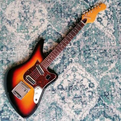 Late 60's Matsumoku - Jaguar Style - Sunburst for sale
