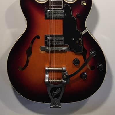Guild Starfire V 1967 Sunburst for sale