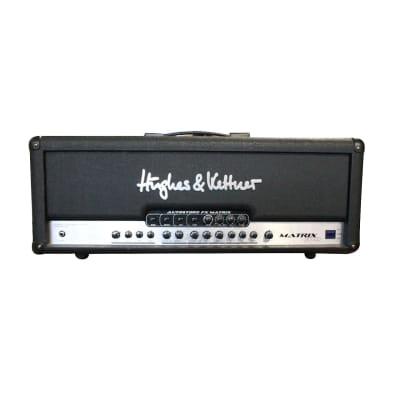 Hughes & Kettner Matrix 100 4-Channel 100-Watt Solid State Guitar Amp Head