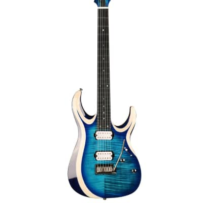 Cort X-700 Duality Light Blue Burst for sale