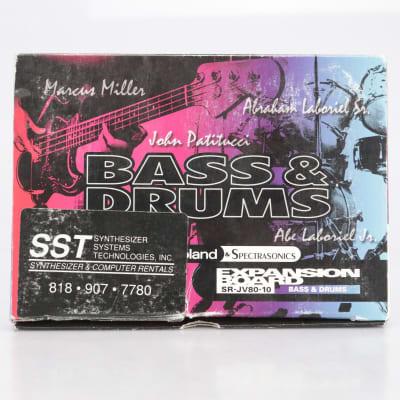Roland SR-JV80-10 Bass & Drums Expansion Board #41683