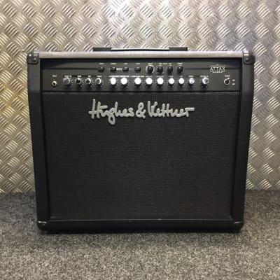 "Hughes & Kettner Attax 100 4-Channel 100-Watt 1x12"" Solid State Guitar Combo"
