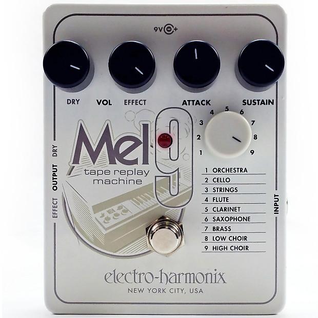 mel9 replay machine