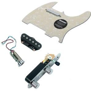 920D Custom Shop 100-15-38-21 Fishman Fluence Greg Koch Gristle-Tone Loaded Tele Pickguard