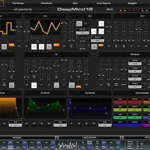 Behringer DeepMind 12 Editor App iOS