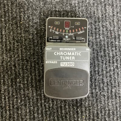 Behringer TU300 Chromatic Tuner for sale