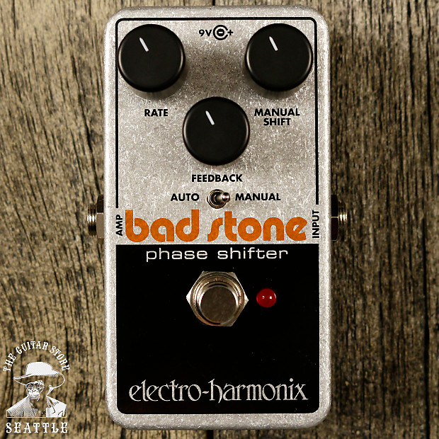 electro harmonix bad stone phase shifter the guitar store reverb. Black Bedroom Furniture Sets. Home Design Ideas