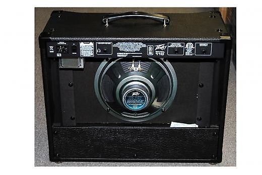 peavey envoy 110 black tolex perry 39 s music center reverb. Black Bedroom Furniture Sets. Home Design Ideas