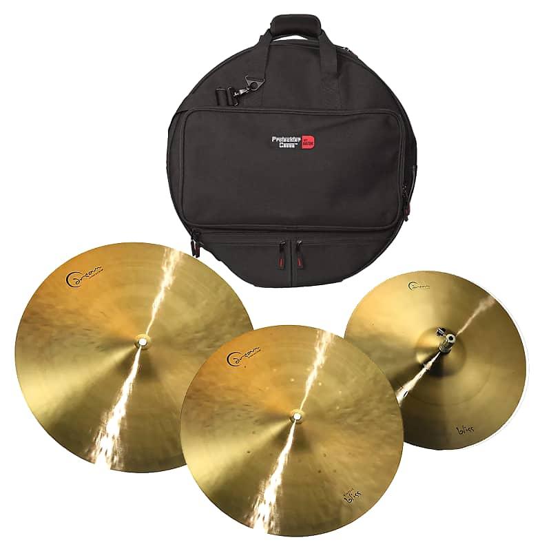 dream 14 18 20 dream bliss cymbal set w gator 22 reverb. Black Bedroom Furniture Sets. Home Design Ideas