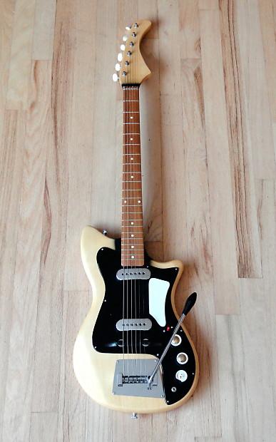 1960s fenton weill amazon vintage electric guitar 100 stock reverb. Black Bedroom Furniture Sets. Home Design Ideas