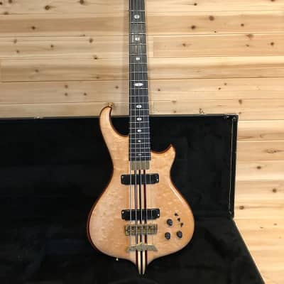 "36 "" Alembic Custom Balance K Mark King Body  Style  2007 Birdseye Maple"