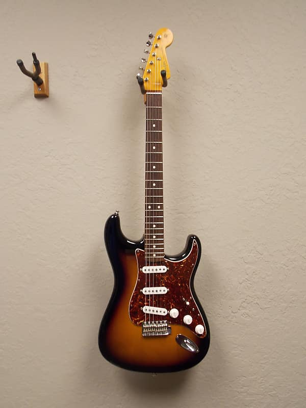fender john mayer signature stratocaster w extra pickguard reverb