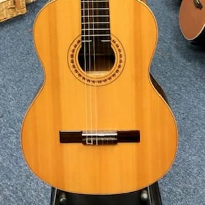 Manuel Rodriguez Caballero 10 Classical Guitar made in Spain for sale