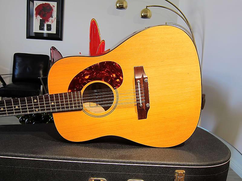 vintage 1965 hoyer 12 string acoustic guitar near mint reverb. Black Bedroom Furniture Sets. Home Design Ideas