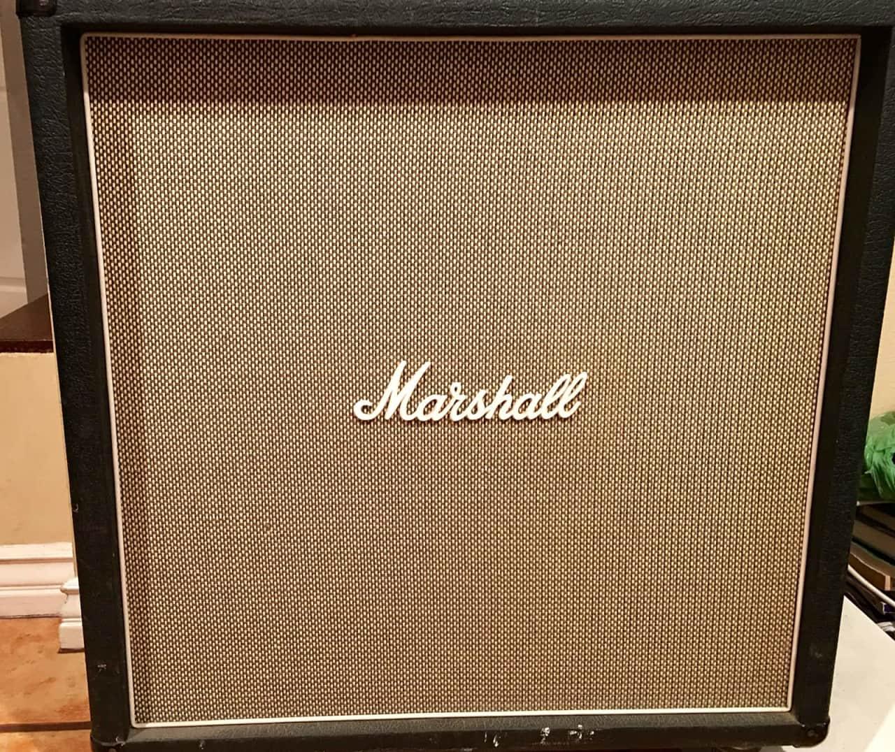 Marshall ...