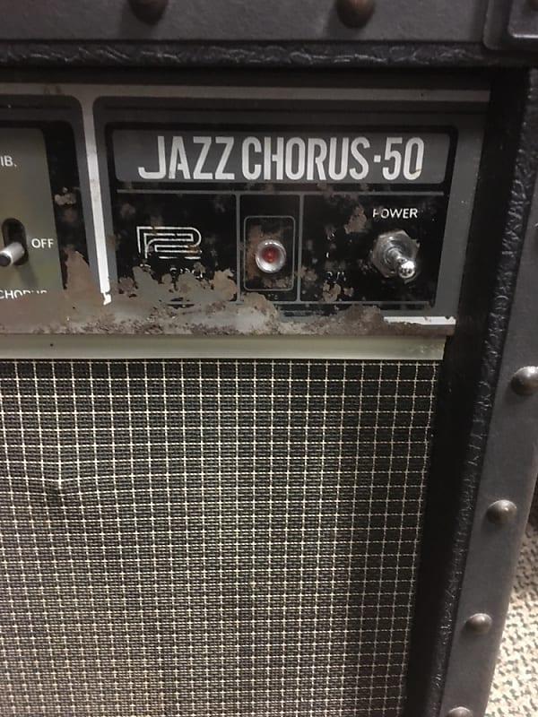 Roland JC 50 80's rare jazz chorus | Indie Music