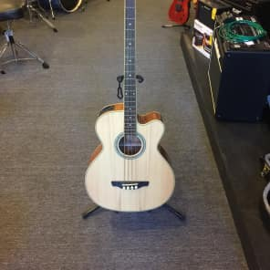 Takamine EGB2S-N Bass Natural