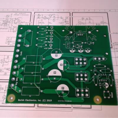 Rhodes Chroma Power Supply PSU PCB Replacement Custom