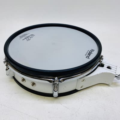 "Roland PD-120 WH 12"" Mesh Snare Tom Pad PD120"