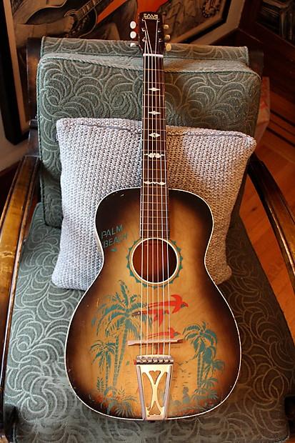 Palm Beach Parlor Guitar