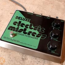 Electro-Harmonix Deluxe Electric Mistress 1980s Black/Green image
