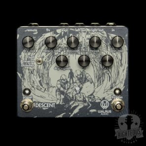 Walrus Audio Descent - Reverb / Octave Machine - Free Shipping for sale