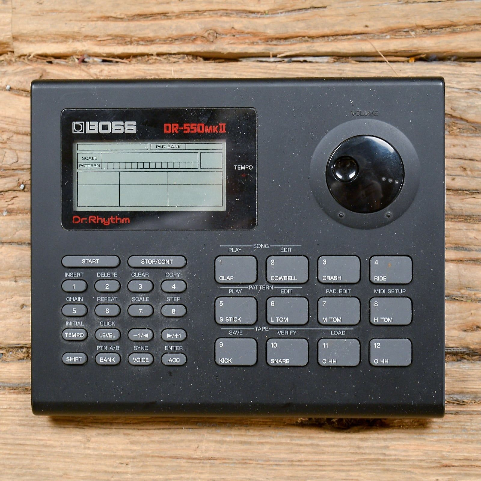 boss dr 550 dr rhythm drum machine reverb. Black Bedroom Furniture Sets. Home Design Ideas