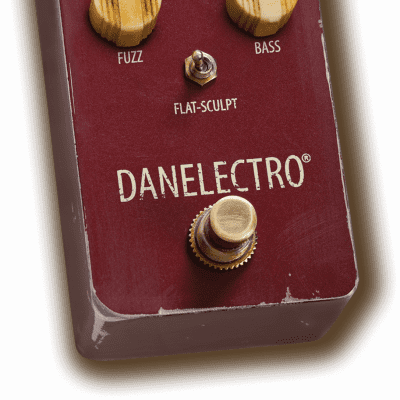 Danelectro The Eisenhower Fuzz for sale