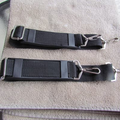 Gig Bag Shoulder Straps Set Of 2 Gig Bag Shoulder Straps Excellent Condition