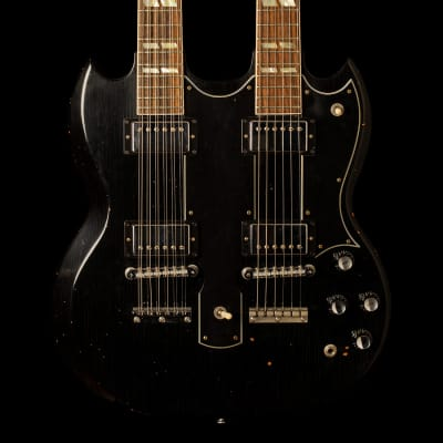 Gibson Slash 1966 EDS-1275 Doubleneck Aged & Signed for sale