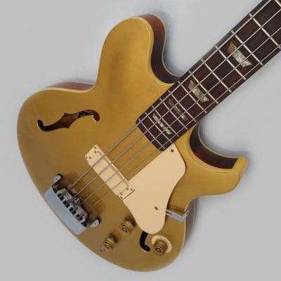 Gibson - Les Paul Signature Bass - 1974 - Goldtop