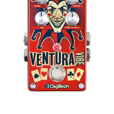 DigiTech Ventura Vibe Rotary Vibrato
