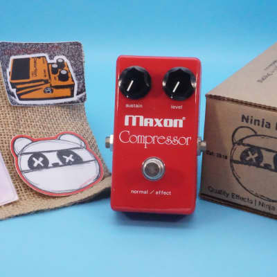 Maxon Compressor | Early 1970s (No LED) Made in Japan | Fast Shipping!
