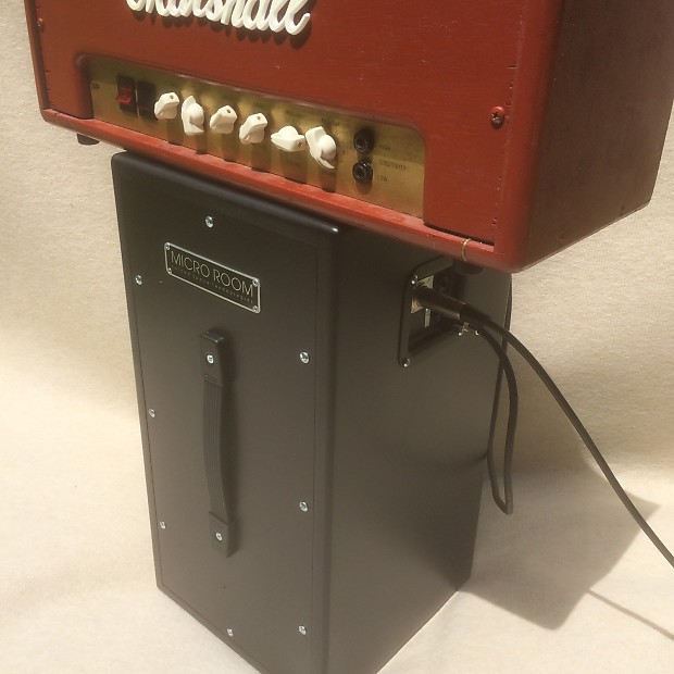 MICRO ROOM - Silent Speaker Cabinet - Sound Isolation Enclosure - Guitar -  Bass -Harp - Ships Free