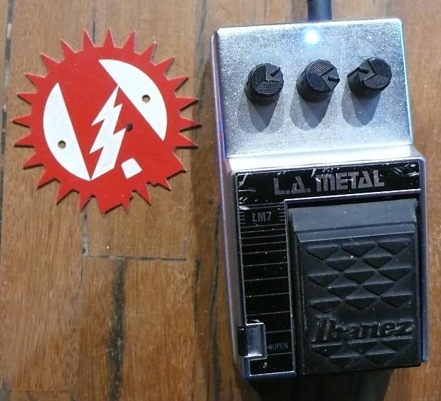 Modify your Ibanez LM7 L.A Metal to Fat Cat Distortion Rat specs Alchemy Audio