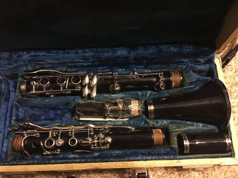 Tremendous Buffet Crampon B12 Clarinet Vintage Made In West Germany Repadded Interior Design Ideas Gresisoteloinfo