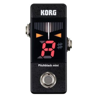Korg Pitchblack Mini Pedal Tuner for sale