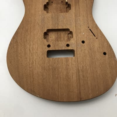 Hummingbird Electric guitar unfinished body for st style /648MM/20200207-4 for sale