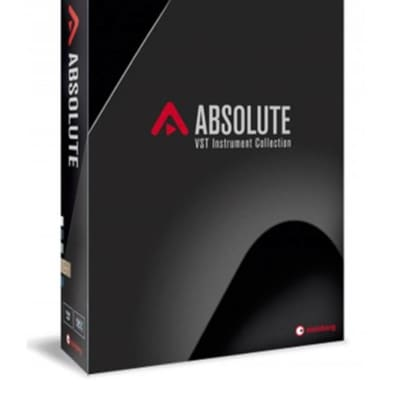 Steinberg Absolute VST 3 Instrument Collection FREE upgrade
