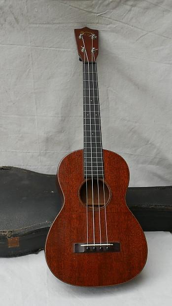 vintage martin style 1 tenor ukulele 1950 39 s reverb. Black Bedroom Furniture Sets. Home Design Ideas