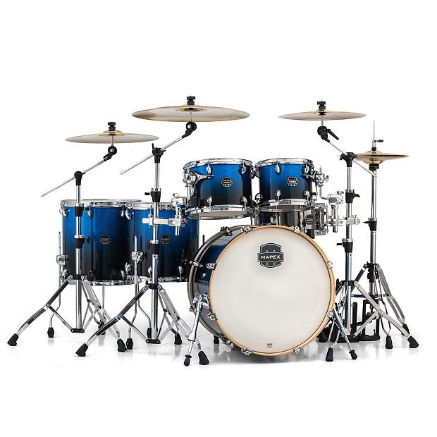 Mapex Armory 7 Piece In Photon Blue