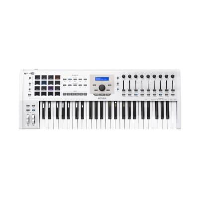 Arturia Keylab MKII 49 Controller Keyboard, White