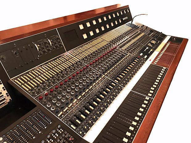 Neve Vintage NEVE S16(8018) + Custom API console 1971-We Deliver to near  port!