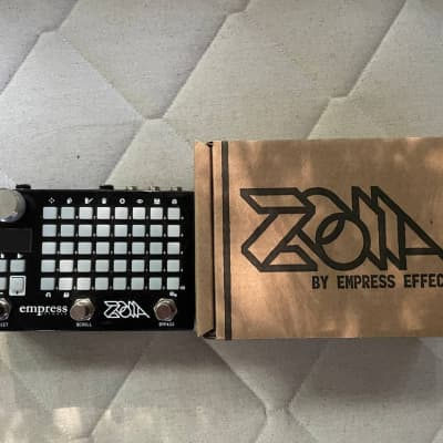 Empress ZOIA Compact Grid Controller Multi Effect