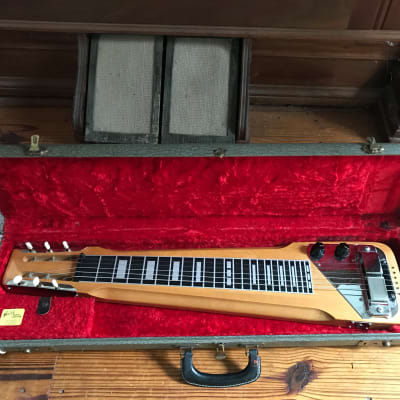 Rickenbacker 6 string lap steel Mid-1950's Excellent Condition with Original Case for sale