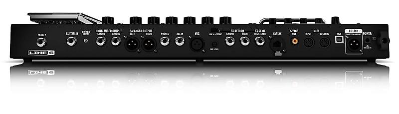line 6 pod hd500x guitar multi effects processor pedalboard reverb. Black Bedroom Furniture Sets. Home Design Ideas