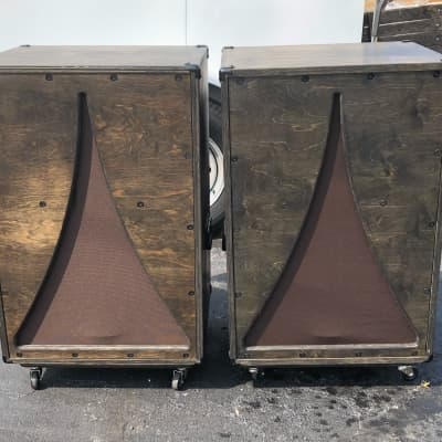 1-Karlson Bass Cabinet by SubZero (One speaker) for sale
