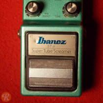 Ibanez ST9 Super Tube Screamer 1984 Green image